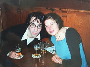 Matthew Monahan et Lara Schnitger