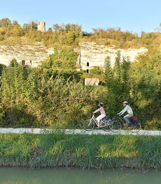 vélo ermitage saint martial